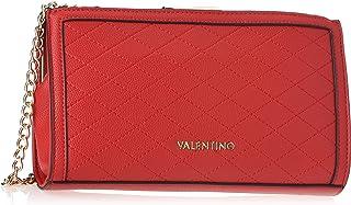 حقيبة يد من فالنتينو باللون الاحمر طراز VBS4MR02-003