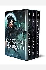 Black Kat Roundup 1: A Superhero Urban Fantasy Collection (Black Kat Collections) Kindle Edition