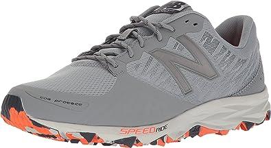 Amazon.com | New Balance Men's MT690v2 Responsive Trail Running ...
