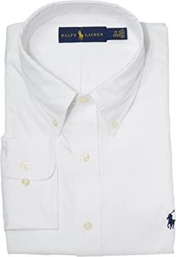 Standard Fit Poplin Dress Shirt