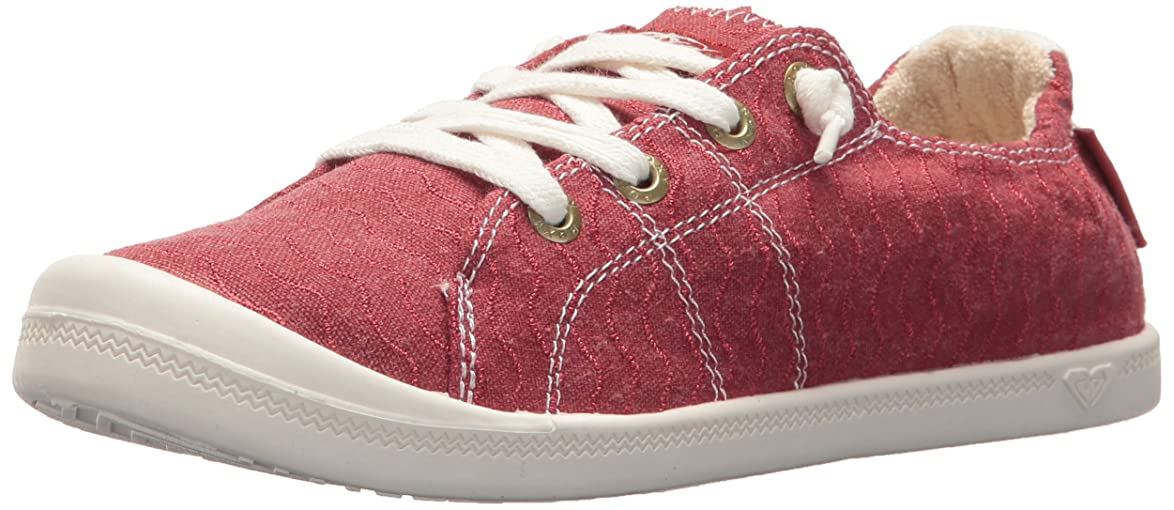 モナリザバターワードローブ[Roxy] レディース Bayshore Sneaker カラー: レッド