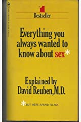Everything You Always Wanted to Know About Sex But Were Afraid to Ask Paperback