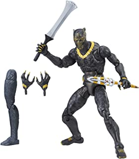 Marvel Black Panther Legends Erik Killmonger, 6-inch