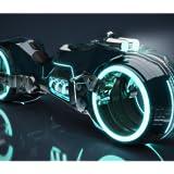 tron light cycle racer