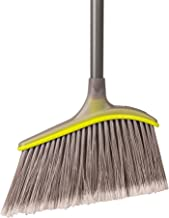 Casabella Broom Wide Angle Frustration Free Packaging Gray