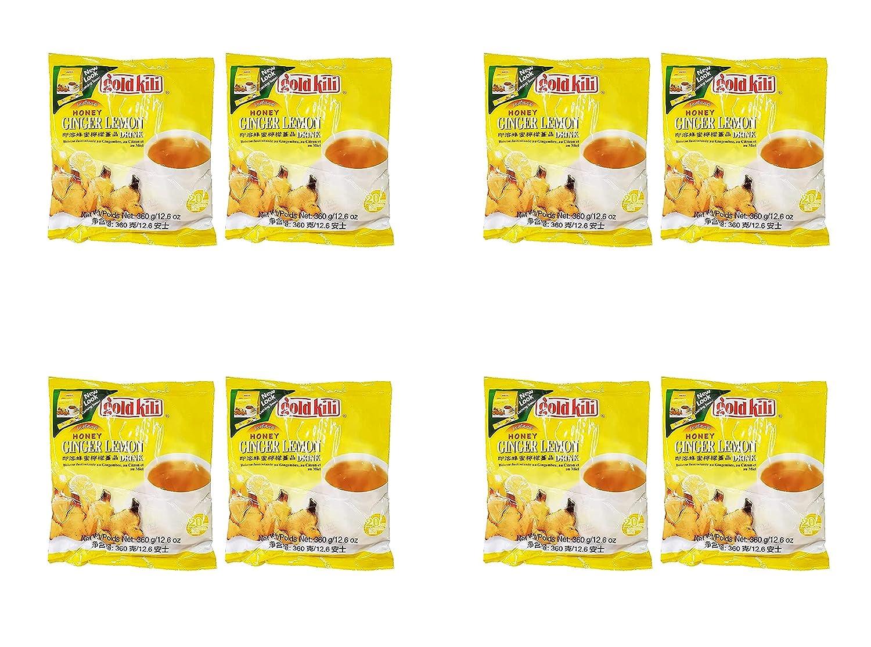 Gold Kili Instant Department store Honey Ginger Lemon Pack 2021 model Drink Total 720 of 2