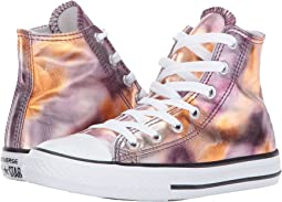 Converse Kids - Chuck Taylor All Star Hi Metallic (Little Kid)