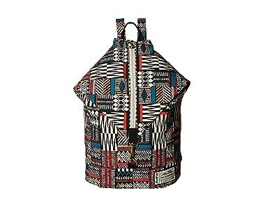 KAVU Free Range (Pattern Stack) Bags