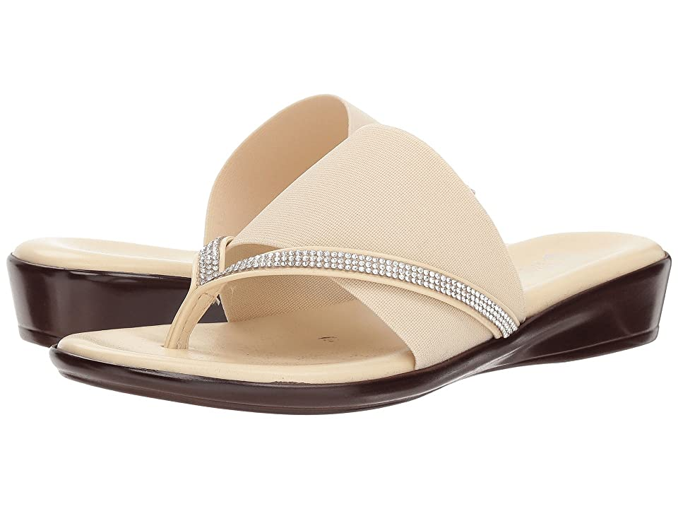 Italian Shoemakers Luxi (Beige) Women