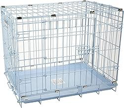 Precision Pet Snoozzy Baby 2-Door Crate, Blue