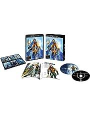 アクアマン 4K ULTRA HD&ブルーレイセット (初回仕様/2枚組/ブックレット&キャラクターステッカー付) [Blu-ray]
