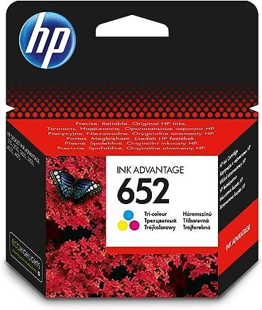 HP F6V24AE (652) Mürekkep Kartuş 200 Sayfa, Üç Renkli