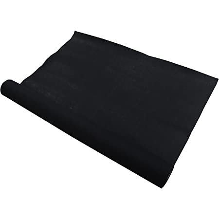 Absolute C15BK 15-Feet Long/4-Feet Wide Black Carpet for Speaker Sub Box Carpet rv Truck Car Trunk Laner