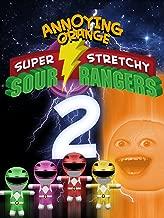 Annoying Orange - Sour Rangers #2