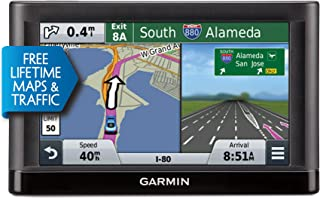 Garmin nüvi 56LMT GPS Navigators System with Spoken Turn-by-Turn Directions, Preloaded Maps and Speed Limit Displays (US (Renewed)