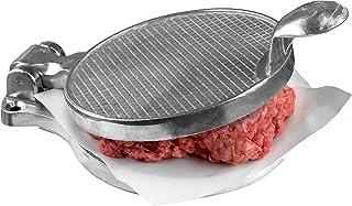 Pro-Grade Burger Press 4.5in. Nonstick Cast Aluminum Patty Maker Presses 1/4 Lb Ground Beef or Sausage Patties. Grill Perf...