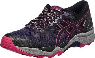 Gel-Fujitrabuco 6 Gore-Tex [T7F5N-3390] Women Trail Running Shoes Black US7
