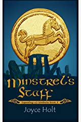 Minstrel's Staff (Tapestry of Cumbria Book 5) Kindle Edition