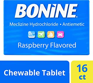 dimenhydrinate chewing gum