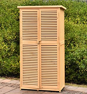 Best outdoor wall storage cabinet Reviews
