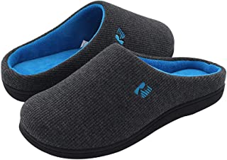 Men's Original Two-Tone Memory Foam Slipper