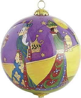 Li Bien Pier One 2013 Wisemen Ornament