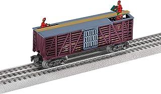 Lionel The Polar Express, Electric O Gauge Model Train Cars, Elf Bobbing Car