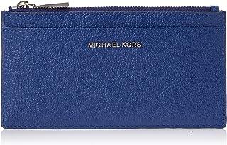 MICHAEL KORS Womens Large Slim Card Case, Sapphire - 34F9SF6D7L