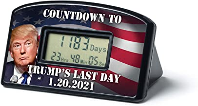 Best countdown to trump's last day Reviews