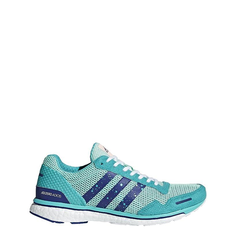 adidas Women's Adizero Adios 3 Running Shoe