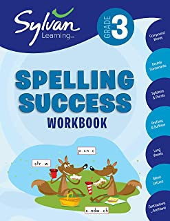 3rd Grade Spelling Success Workbook: Compound Words, Double Consonants, Syllables and Plurals, Prefixes and Suffixes, Long...