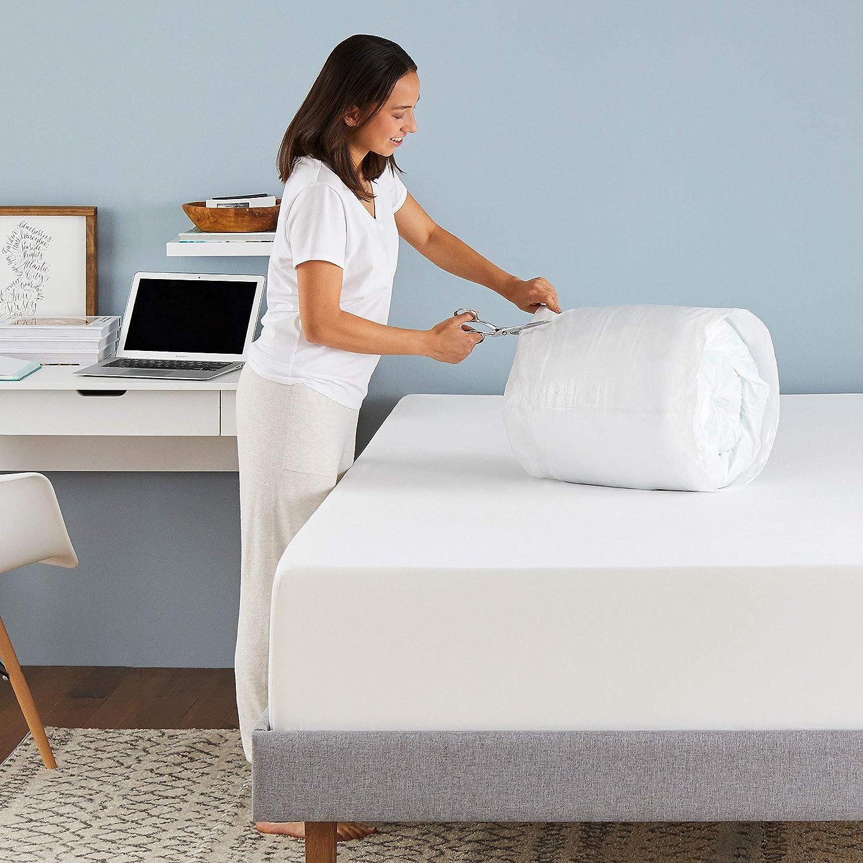 Sleep Innovations Dual Layer Mattress Topper
