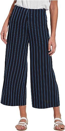 True Navy/Double Stripe