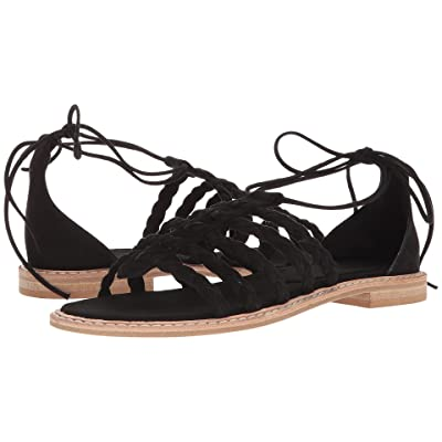 Right Bank Shoe Cotm Babe Sandal (Black) Women