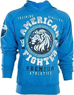 Mens Hoodie Sweat Shirt Jacket Alabama Lion Biker Gym UFC