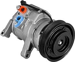 Mophorn CO 10800C 55056435AB Universal Air Conditioner AC Compressor and Clutch for Dodge Ram 1500 Dakota Mitsubishi Raider 3.7L 4.7L 8.3L 10S17E Compressor Assembly 68308 67308