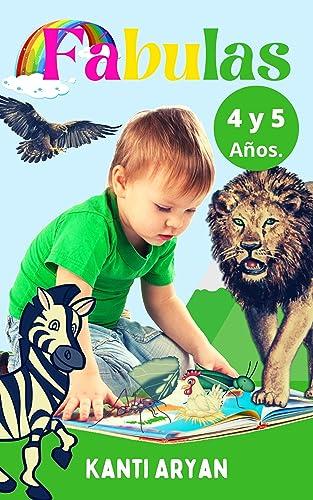 Books By Kanti Aryan_las Fabulas De Canti Para Ninos De 4 Y 5 ...