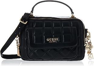 Guess Kamina Lunch Box Bag For Women, Black