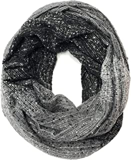allydrew Fashionable Multi-Color Winter Infinity Scarf