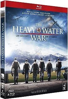 The Heavy Water War (Les soldats de l'ombre) [Francia] [Blu-ray]