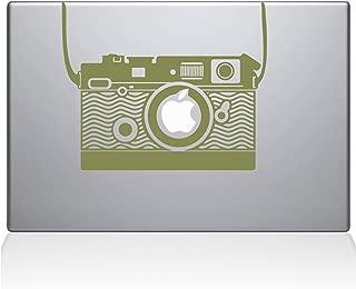 The Decal Guru 2082-MAC-13X-G Vintage Camera Decal Vinyl Sticker, 13