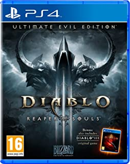 Diablo III 3 Reaper of Souls Ultimate Evil Edition PS4 Playstaiton 4