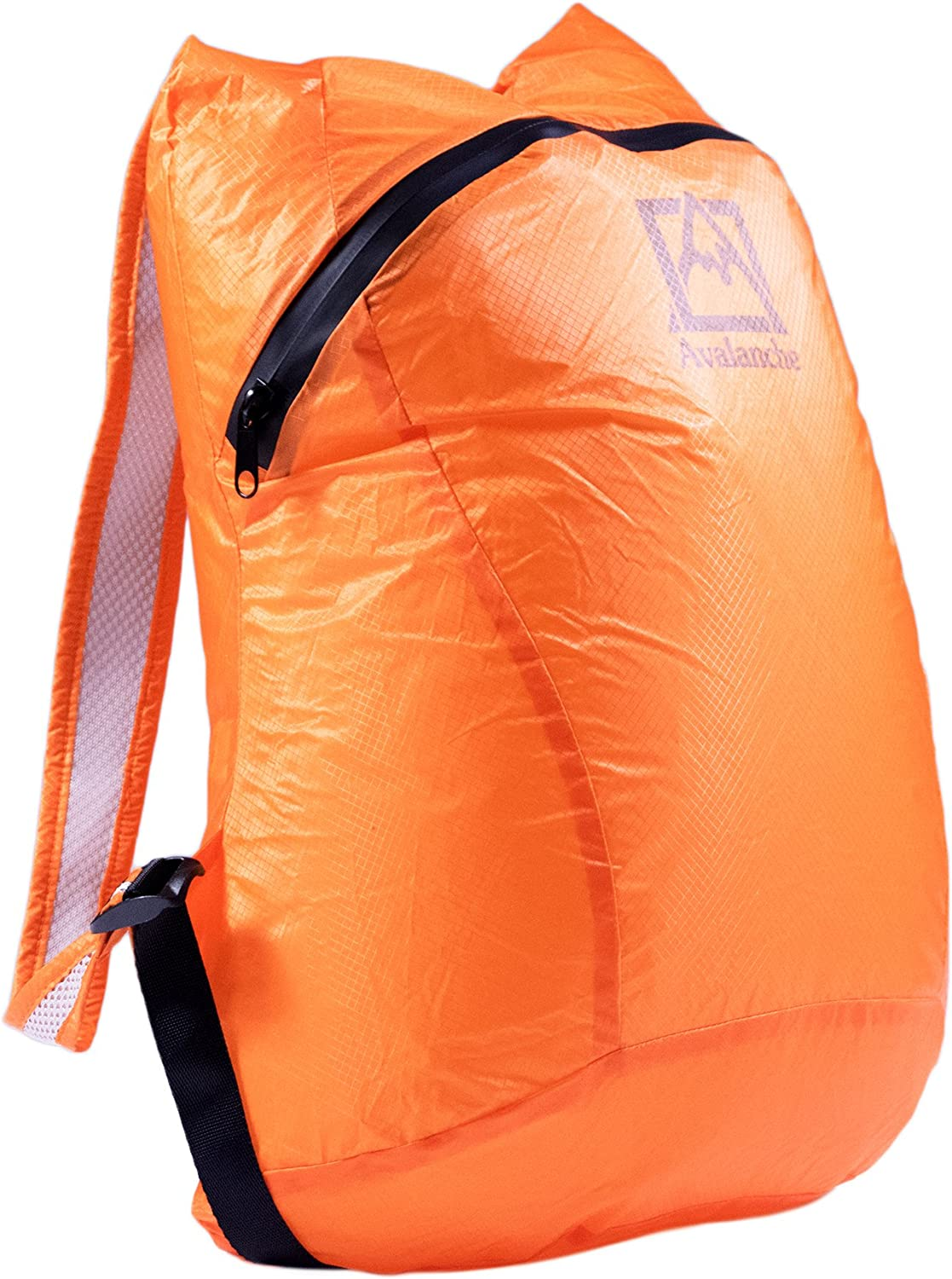 Avalanche Nampa Light Packable Backpack, orange, One Size