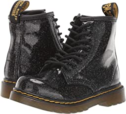 efda44818026 Dr martens pascal glitter 8 eye boot | Shipped Free at Zappos