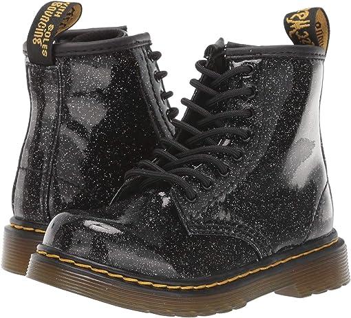 Black Coated Glitter
