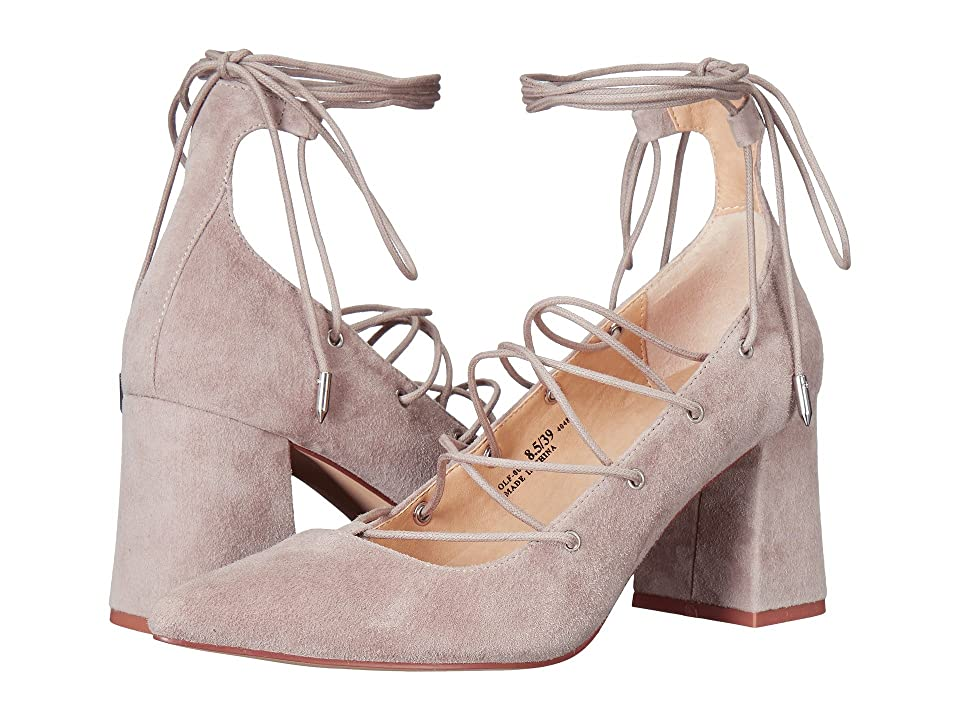 Chinese Laundry Odelle (Cool Taupe Kid Suede) High Heels