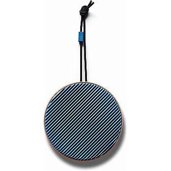 Amazon.com: Vifa City - Altavoz portátil con Bluetooth, color azul
