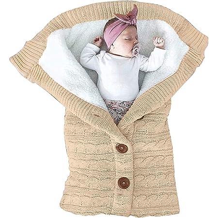 Newborn Sleeping Bag Swaddle Blanket Stroller Wrap NCONCO 0-12 Months Baby Sleep Bag