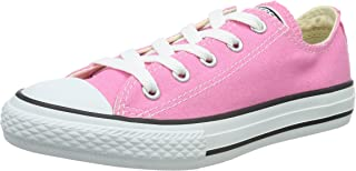 54abb578ccac Converse Baby Girls  Infant Toddler Chuck Taylor All Star Ox - Pink - 2
