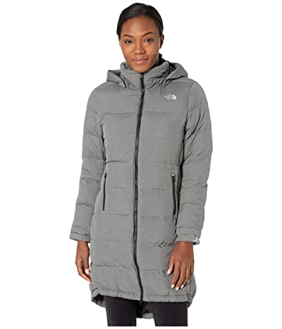 The North Face Metropolis Parka III (TNF Medium Grey Heather) Women